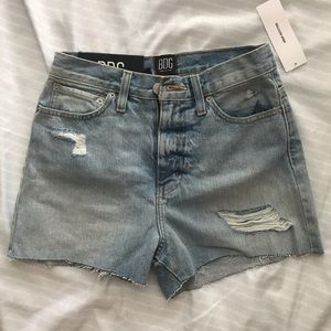urban outfitters Girlfriend High-Rise shorts